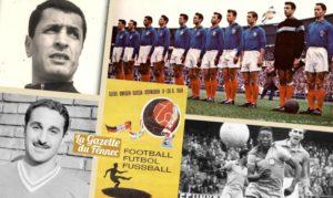 mekhloufi zitouni france 1958 pele