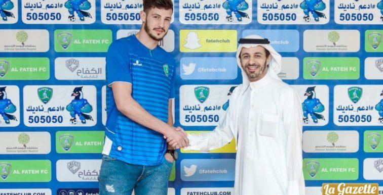 Mercato : Naâmani signe 2 ans en Arabie Saoudite