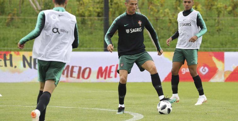 POR-ALG : Cristiano Ronaldo titulaire face aux Fennecs !