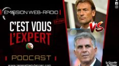 « C'est vous l'Expert » : Qui pour l'EN entre Renard et Queiroz ?