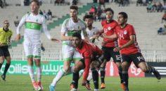U21 : Défaite en amical 1-2 face à l'Égypte au stade du 5 Juillet