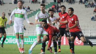 U21 : 25 joueurs pour un stage du 26 au 29 à Blida