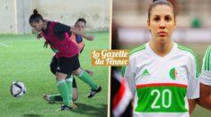 Assia Sidhoum : «L'intérêt pour le foot féminin viendra avec les résultats»