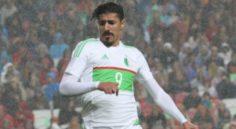 Bounedjah : « Je suis un attaquant qui sait jouer avec mes pieds »