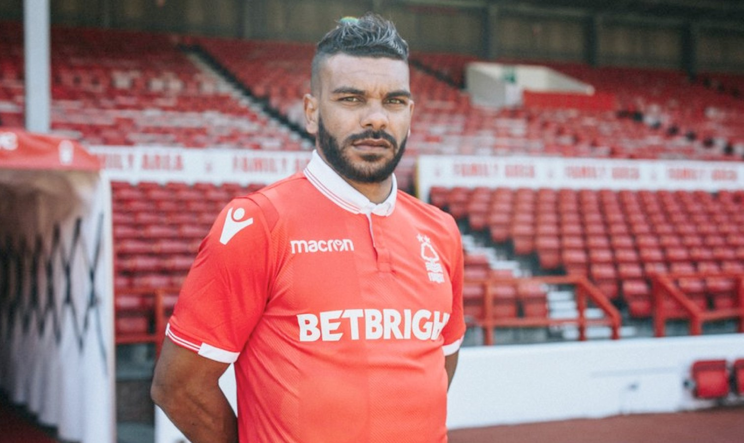 soudani nottingham forest presentation