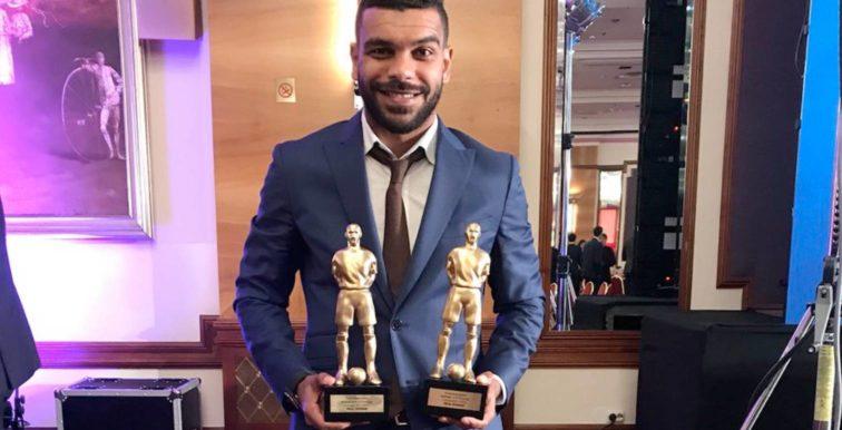 Croatie : Soudani désigné MVP du championnat