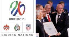 CM 2026 : Le trio États-Unis/Canada/Mexique organisera le Mondial !
