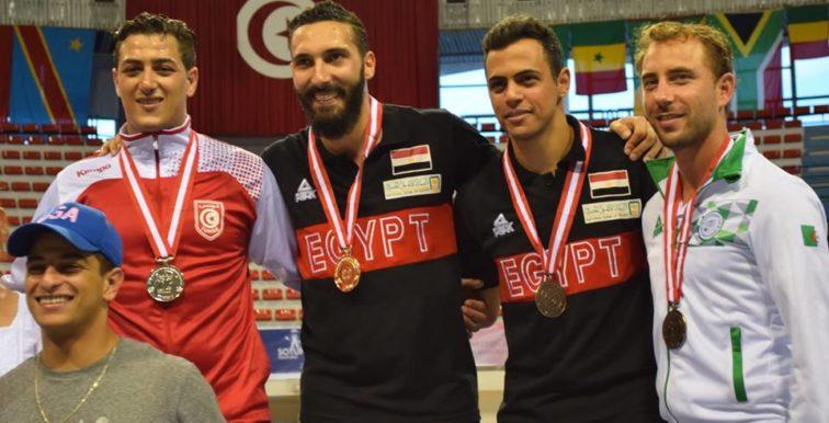 Escrime : médaille de bronze pour Sintès
