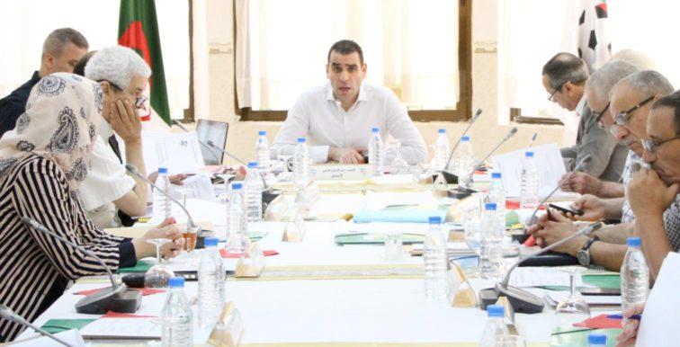 FAF : AGO le 2 mai au CNT à Sidi Moussa