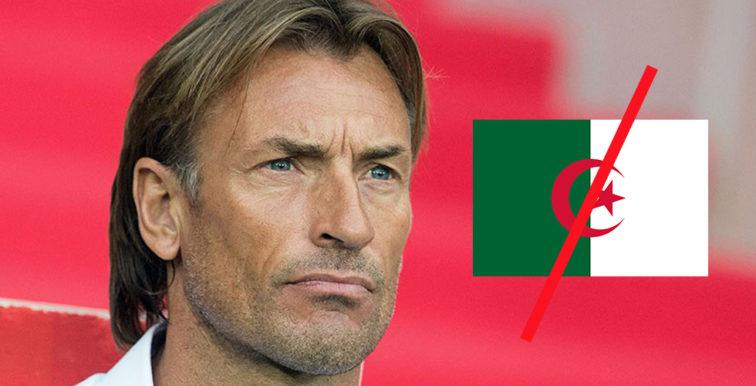 Hervé Renard ne sera pas le futur sélectionneur des Verts!