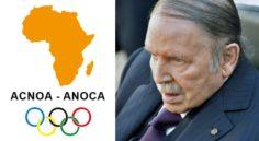 ACNOA : Bouteflika décoré de l'ordre du mérite olympique