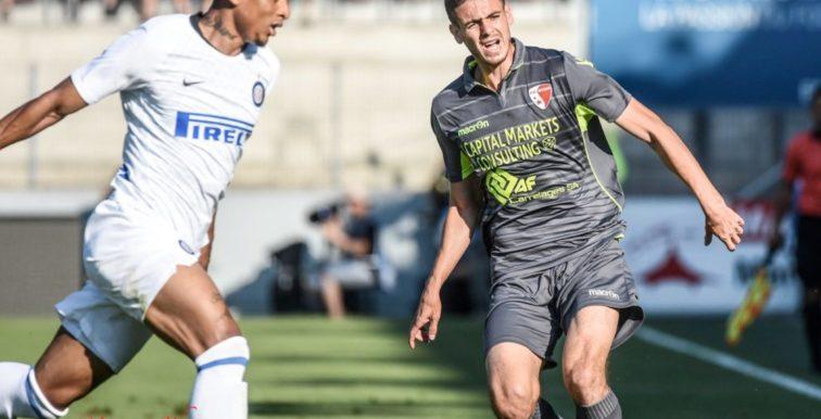 Amical : Abdellaoui et Sion s'imposent (2-0) face à l'Inter Milan