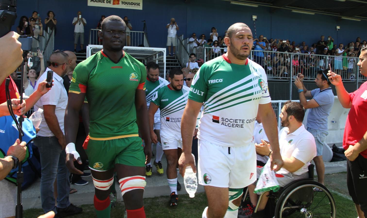 benamor senegal rugby silver cup