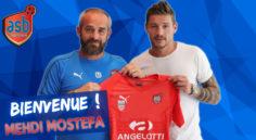 Mercato : Mehdi Mostefa signe à Béziers (Ligue 2)