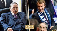 CM 2018 : Bouteflika félicite Macron pour le sacre