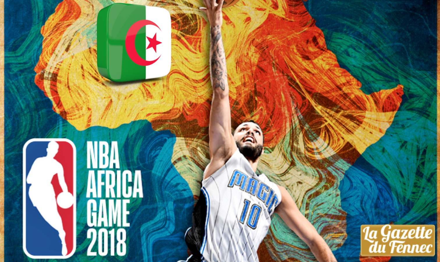 fournier evan nba africa games