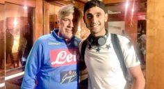 SSC Naples : Ghoulam rejoint ses coéquipiers à Dimaro