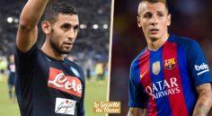 Naples : Un sérieux concurrent pour Ghoulam en provenance du Barça ?