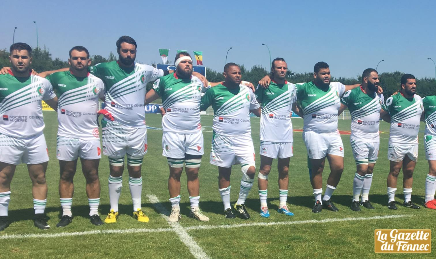hymne algerie senegal rugby toulouse