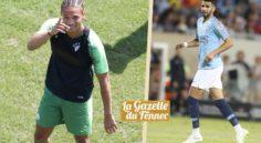Manchester City : l'arrivée de Mahrez effraie Leroy Sané !