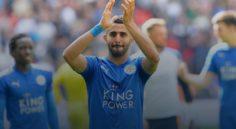 Leicester City : le club publie un communiqué après le départ de Mahrez
