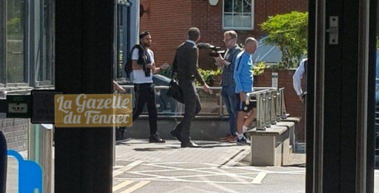 Manchester City : ça chauffe pour Mahrez !