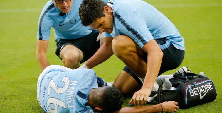 Manchester City : nouvelles rassurantes pour Mahrez