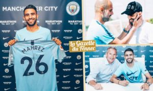mahrez signature man city