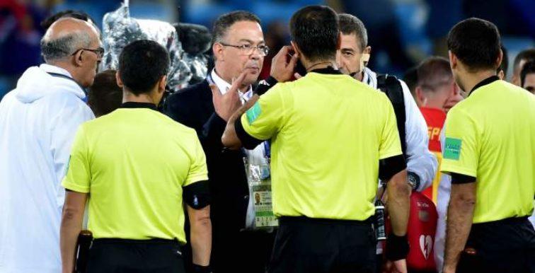 CDM 2018 : La FIFA inflige une lourde sanction au Maroc