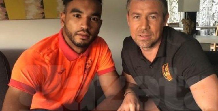Roumanie : Omrani prolonge son contrat avec Cluj