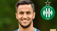 Mercato : l'AS Saint-Étienne attend Adam Ounas