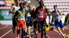 Mondiaux U20 : Oussama Cherrad injustement privé d'une médaille de bronze au 800m !