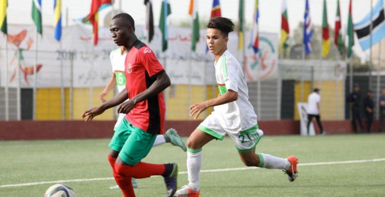 JAJ – Football : Algérie-Cameroun pour la 3è place