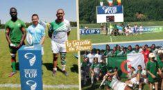 Rugby Africa Silver Cup : l'Algérie s'impose aux forceps face au Sénégal (22-18) !
