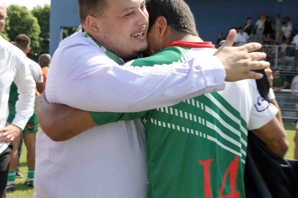 ?Silver Cup Rugby : l'Algérie bat la Côte d'Ivoire (23-13) et remporte la Zone Nord