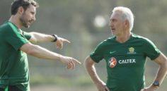 EN : Van Marwijk dément tout contact avec la FAF