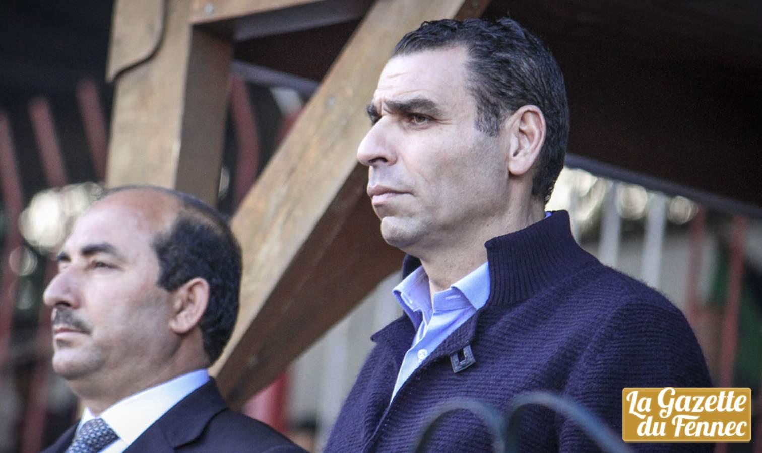 Djamel Belmadi, nouveau sélectionneur national — Officiel