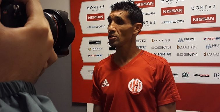 FC Annecy : Infatigable Nassim Akrour