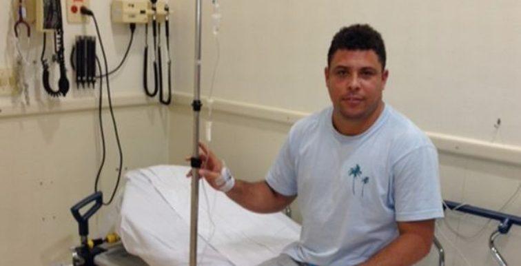 Ronaldo : Le Brésilien sort du coma et rassure ses fans