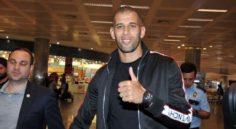 Fenerbahce : Slimani est arrivé à Istambul !
