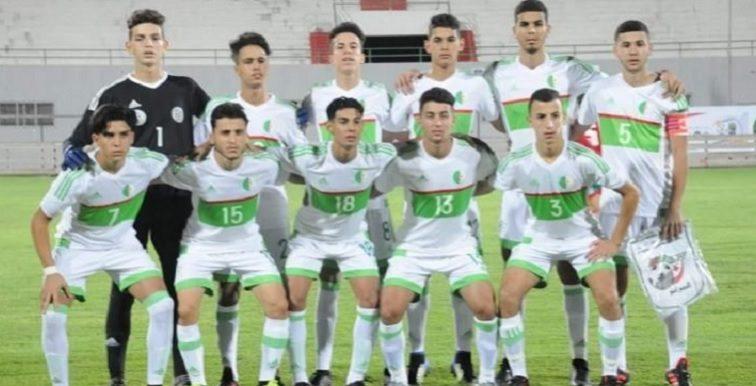 U17 : L'Algérie se rachète face à la Tunisie (2-0)