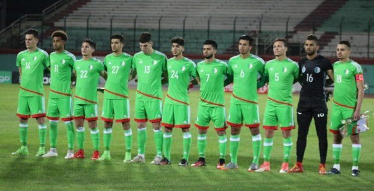 U21 : premier stage de reprise à Blida