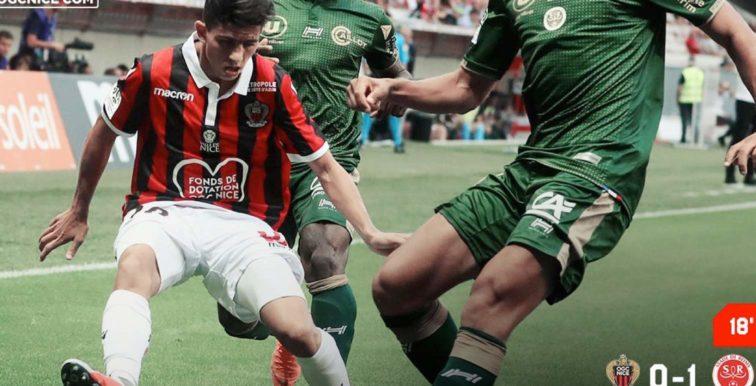 Nice : Atal désigné homme du match face à Reims