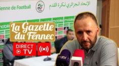 Conférence de presse de Belmadi : Direct LIVE sur YOUTUBE à 15h00