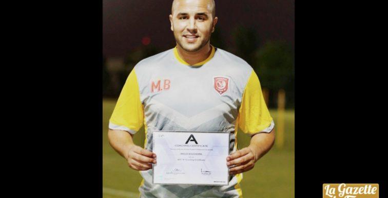 Entraineur : Bougherra obtient son diplôme AFC A