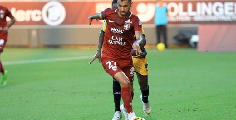 Ligue 2 : Boulaya ne remporte pas le titre du mois d'Août