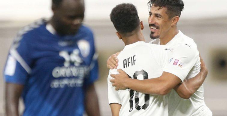 Qatar : Bounedjah débute la saison avec un triplé !