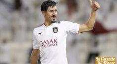 Qatar : Bounedjah inscrit 7 buts face à Al Arabi !