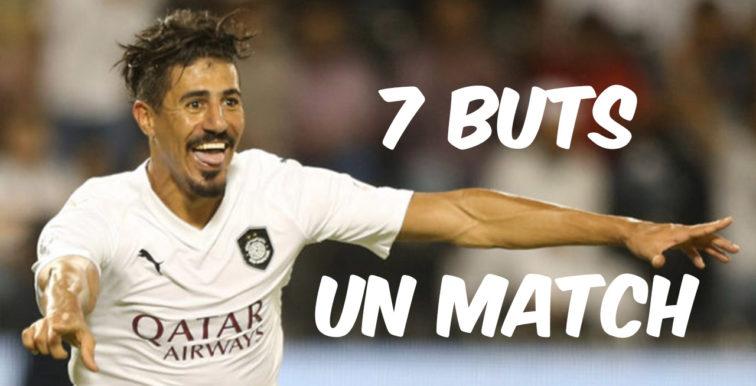 Bounedjah : «Je veux marquer un maximum de buts»