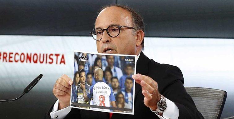 Portugal : le Benfica dépose plainte contre Brahimi